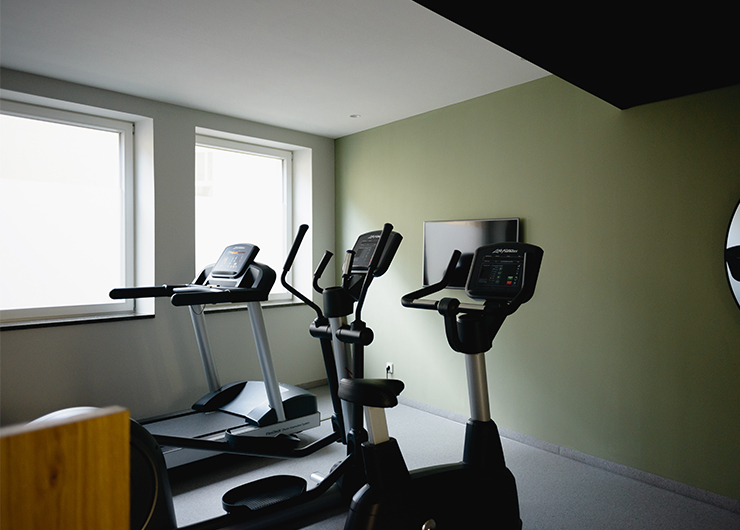 Melter Hotel & Apartments Nürnberg Fitness