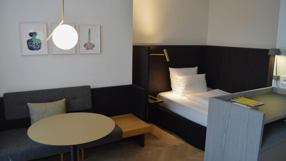 Melter Hotel & Apartments Nürnberg Komfort Apartment Single