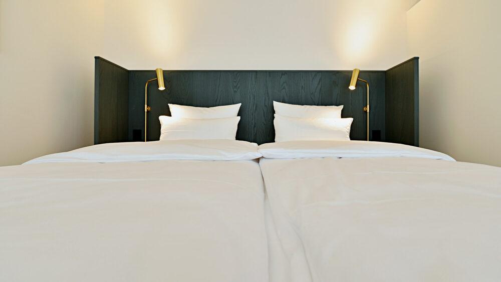 Melter Hotel & Apartments Nürnberg King-Size Bett in allen Apartments