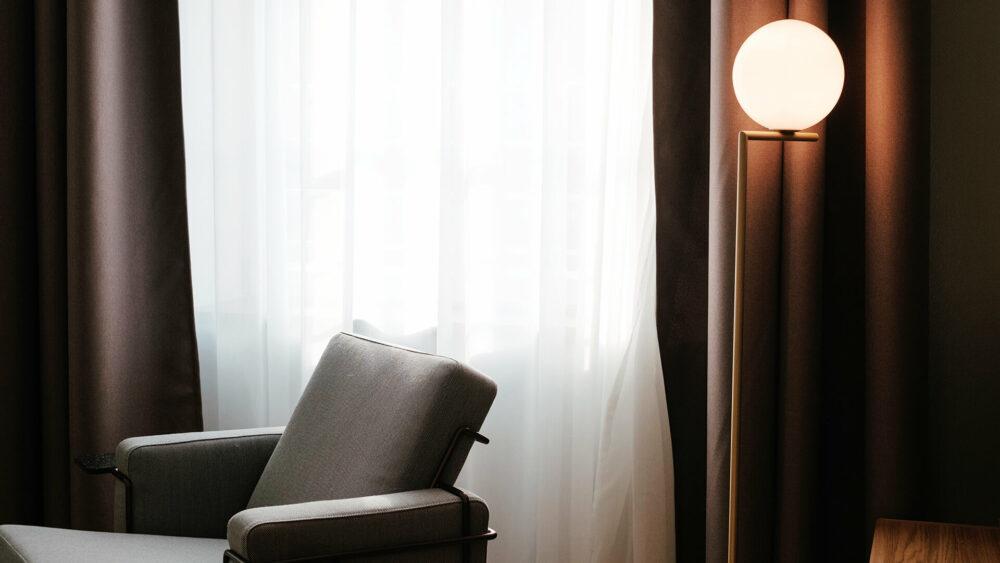 Melter Hotel & Apartments Nürnberg Superior Apartment mit Sitzecke