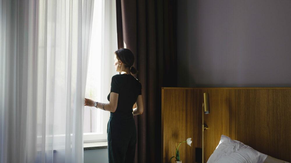Melter Hotel & Apartments Nürnberg Blick zur Königsstraße